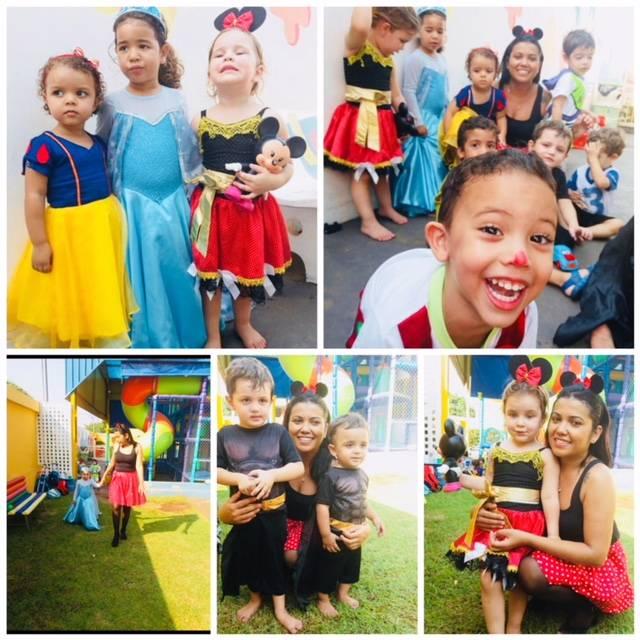 Festa A Fantasia Comemorando O Dia Das Crianças Espaço Do Saber